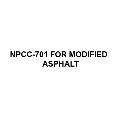 Npcc 701 For Modified Asphalt