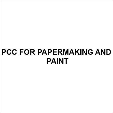 NPcc For Papermaking And Paint