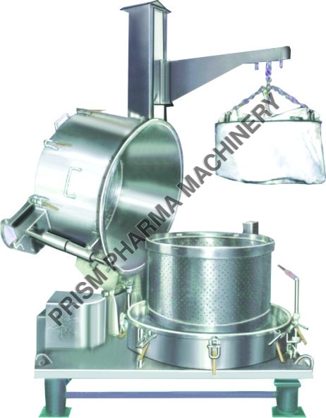 Solid Liquid Separation Centrifuge