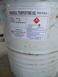 MINERAL TERPENTINE OIL (MTO)