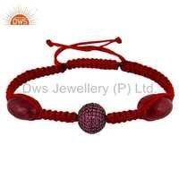 925 Silver Precious Gemstone Bracelets