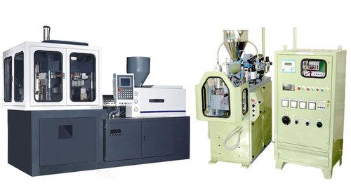 AUTOMATIC PLASTIC BLOWING MACHINE URGENT SALE KARNA HAI