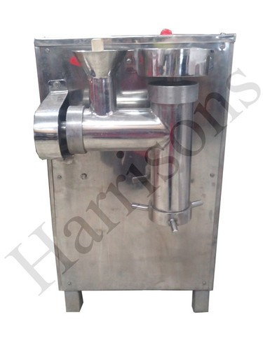 Motorized Stick Making Machine