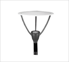 Decorative Indirect Post Top Lantern