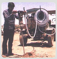 Rock Drilling Pipe