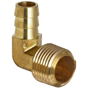 Brass Nipple Fitting