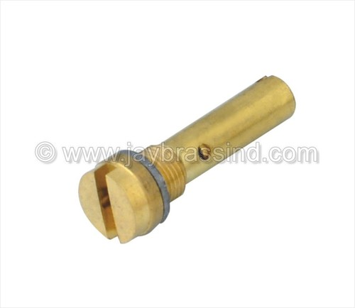 Stove Pump Screw Type Valve