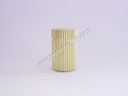 Brass Moulding Round Nut