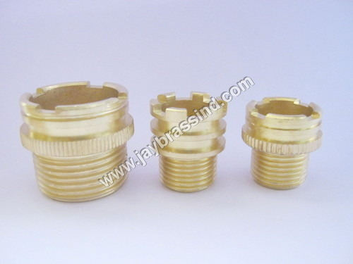 Brass UPVC Pipe Inserts