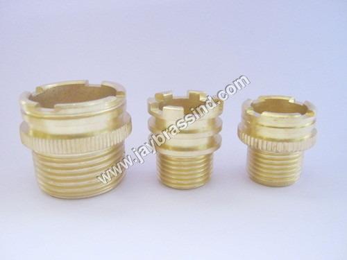 Brass UPVC Pipe Inserts