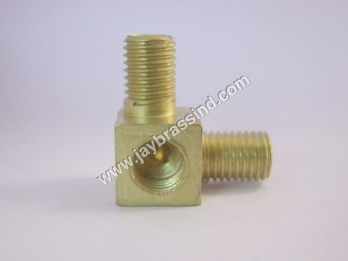 Brass Degree Elbow