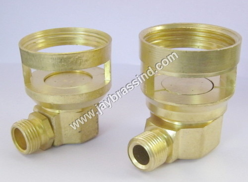 Brass Injector Assembly Bottom