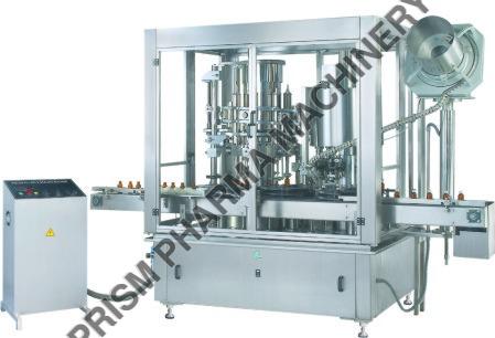Monoblock Rotary Piston Filling Machine
