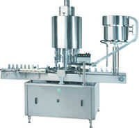 Automatic Multi Head Cap Sealing Machine: ROPP/ Screw