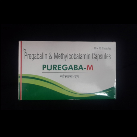 Pregabalin  Methylcobalamin Capsules