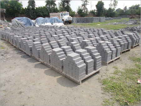 Fully Automatic Fly Ash Bricks