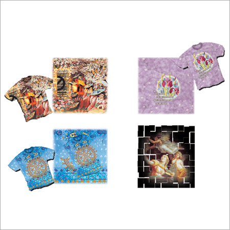 Sublimation Transfers Stickers