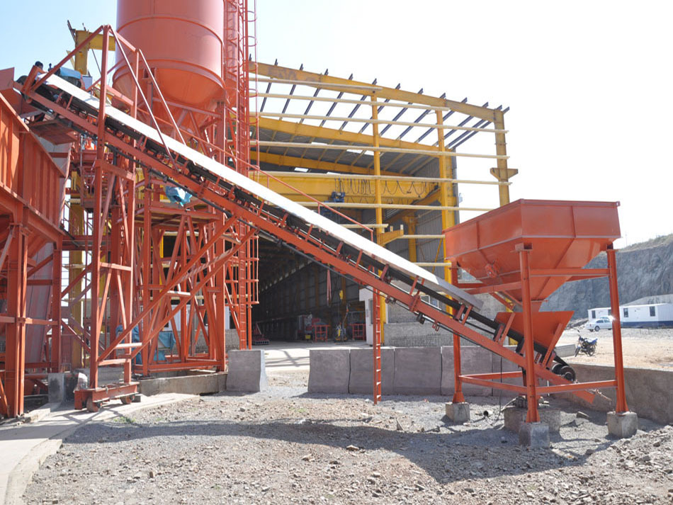 Cement Belt Conveyor