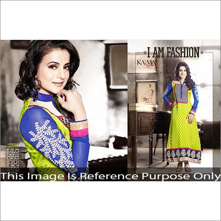 Long Designer Salwar Suits