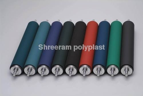 Industrial PU Rollers
