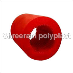 Polyurethane Spline Roller
