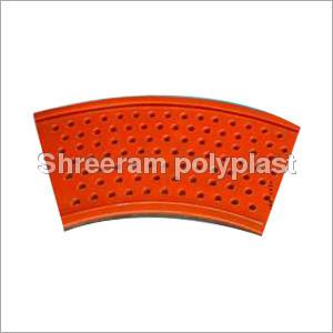 Wear Resistant Polyurethane Pad