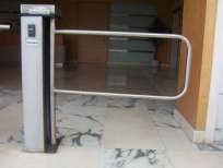 Motorized P Gates