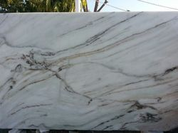 Creame Brown Marble