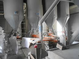 Dry Mix Concrete Batching Plant