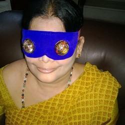 Bio Magnetic Eye Belt