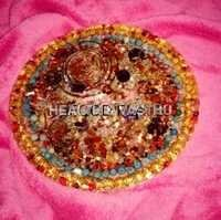 Orgonite Ion Food Rejuvenation Plate