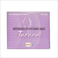 Drospirenone Ethinylestradiol Tablets