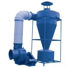 Single Cyclon Dust Collector