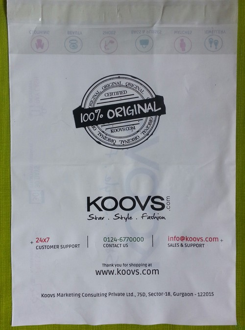 Plastic Packaging Envelope