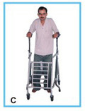 WALKER INVALID'S (Adult)