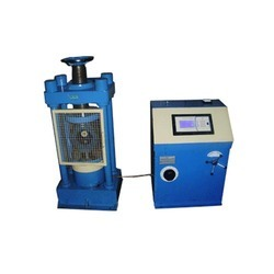 Concrete Lab Compression Testing Machine