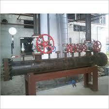 Common Steam Distribution Header