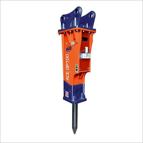 Hydraulic Cast Iron Breaker