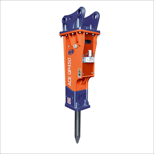 Heavy Hydraulic Rock Breakers