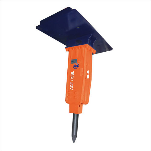 Skid Steer Loader Type Hydraulic Breaker