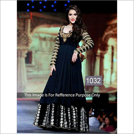 Bollywood designer fancy long kurti