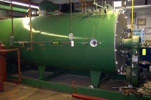 Smoke Tube Boiler