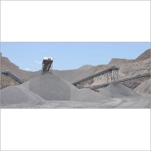Artificial Crushed Sand