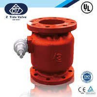 Pressure Reducing Valve For Fire Fighting