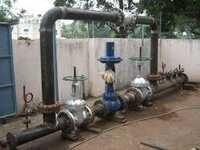 Pressure Reducing De-Superheat Station