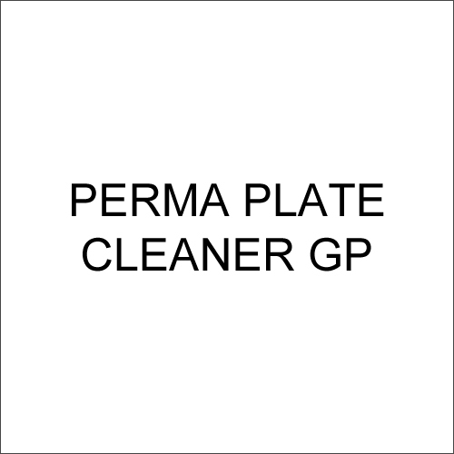 Perma Plate Cleaner