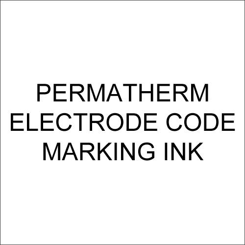 Welding Electrode Marking Ink
