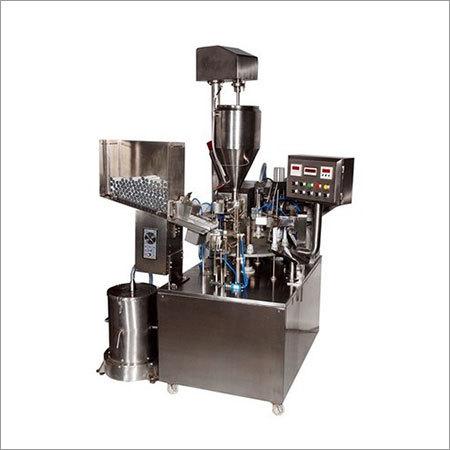 Automatic Laminate Tube Filling Machine