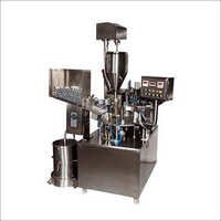 Automatic Laminate Tube Filling Machine
