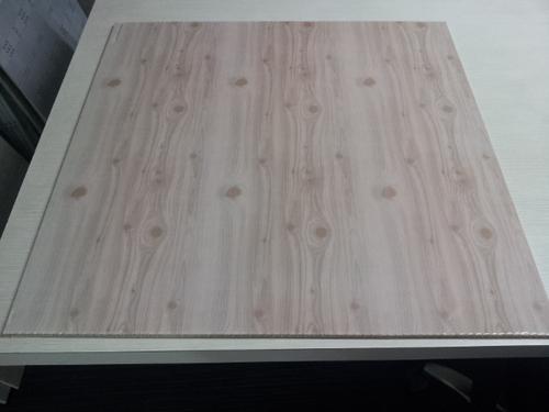 PVC Wood Design Ceiling Tiles